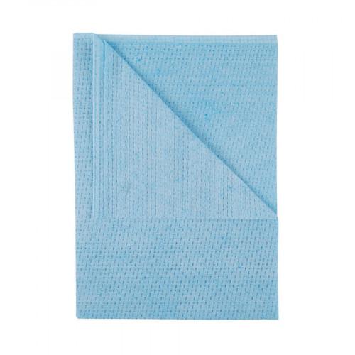 Blue Velette Cloths