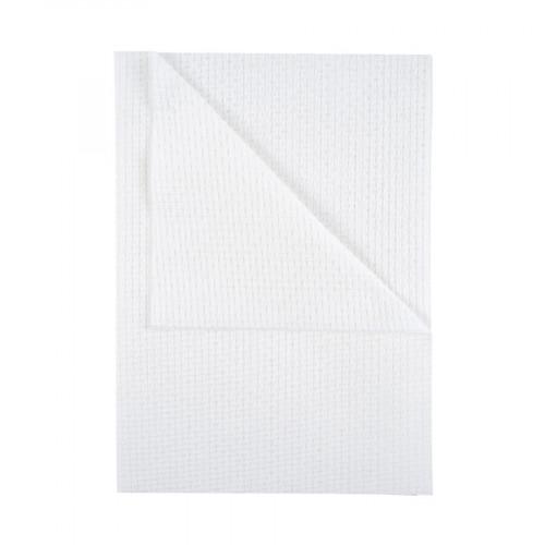 White Velette Cloths
