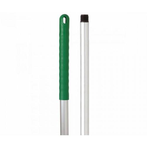 Aluminium Handle Hygiene Green
