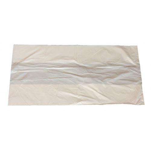 White 15L pedal bag