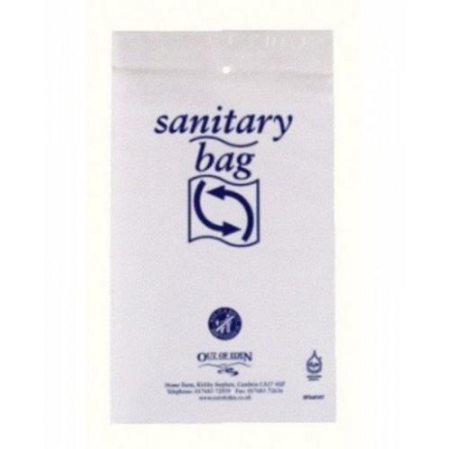 Plastic Sanitary Disposal Bags