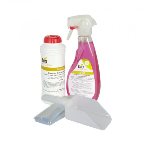 Sanitaire Clean Up Kit