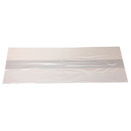 White, 40L swing bin liner