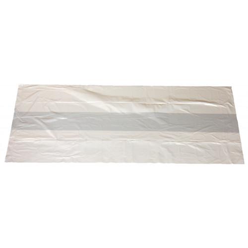 White 35L Swing Bin Liners