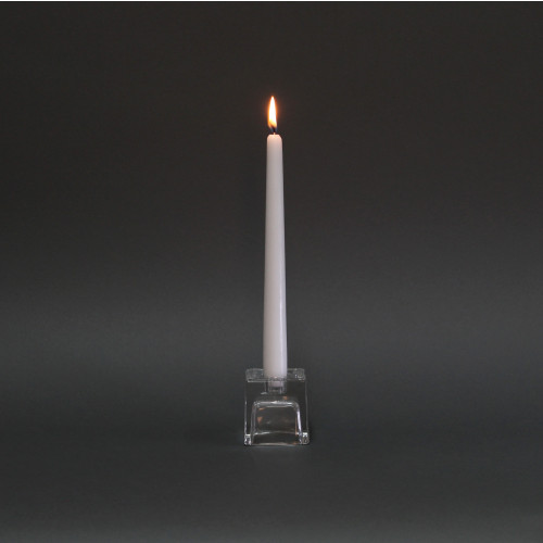 25.5cm White Candles