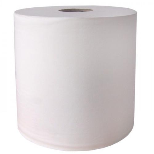 Standard White 2-Ply Wiper Rolls - Case of 2