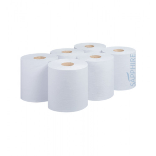 CHSA Approved White Standard 2 Ply Centrefeed