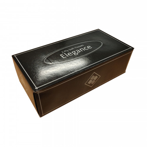 Tissues - Facial - Economy - 2ply - Case of 6