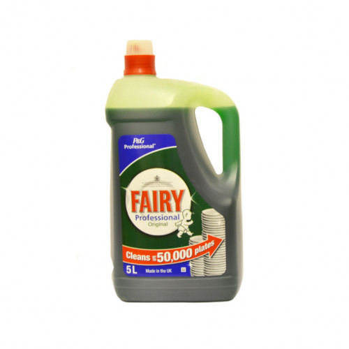 5L Fairy Washing Up Liquid