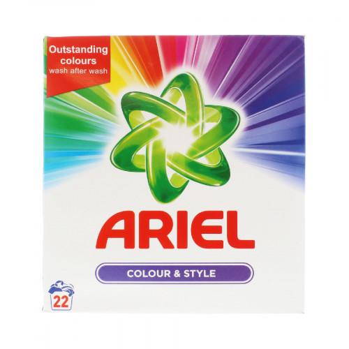Ariel Colour Washing Powder – 22 washes