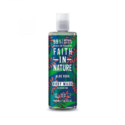 Faith in Nature Aloe Vera 400ml Body Wash