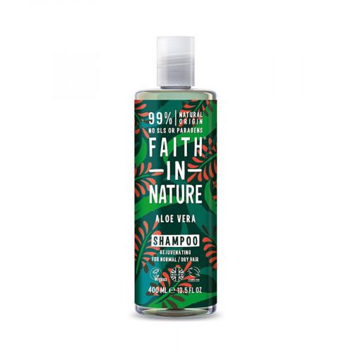 Faith in Nature Aloe Vera 400ml Shampoo
