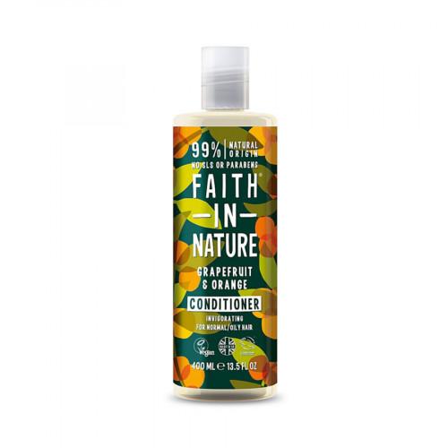 Faith in Nature GF & Orange 400ml Conditioner