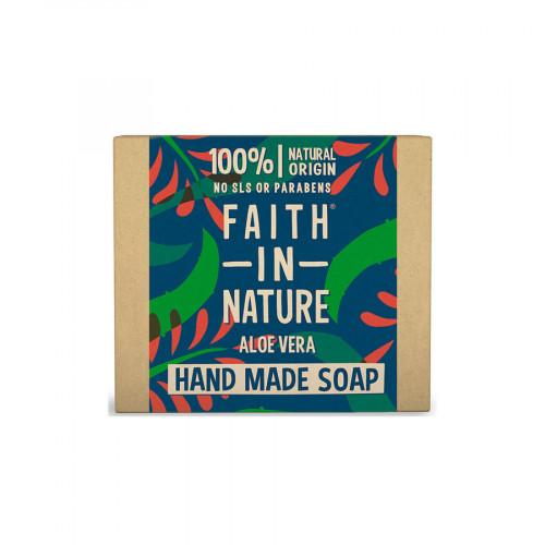 Faith in Nature Aloe Vera 100g Soap