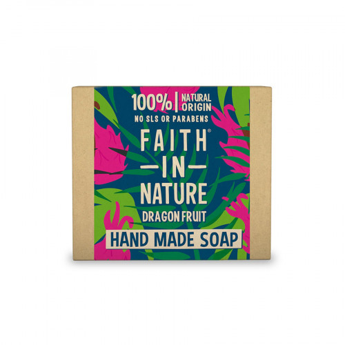 Faith in Nature Dragon Fruit 100g Soap