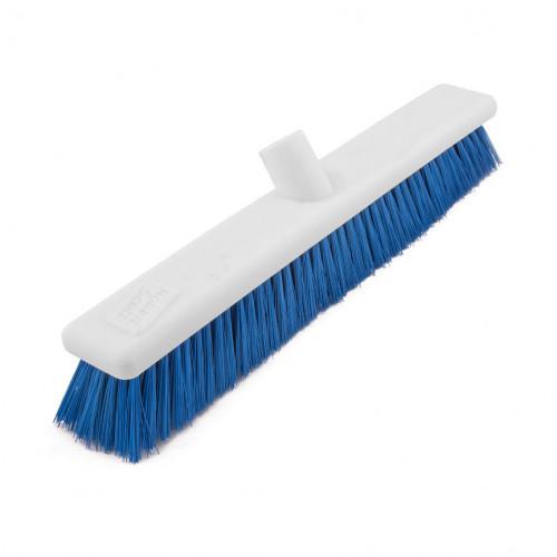 Blue 45cm Stiff Hygiene Head